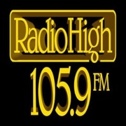 Radio High 105.9 Logo