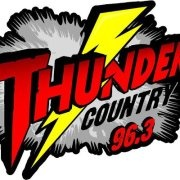 Thunder Country - WRHD Logo