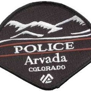 Police Department Arvada Logo