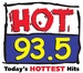Hot 93.5 - WWKL Logo