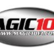 Magic 101.3 - WTMG Logo
