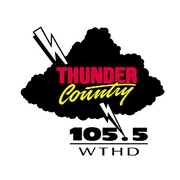 Thunder Country - WTHD Logo