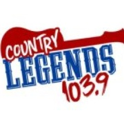 Country Legends 103.9 - WRKA Logo