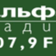 Radio Alpha Logo