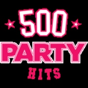 open.fm 500 Party Hits Logo