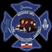 Redings Mill Fire Protection District Logo