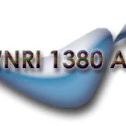 News Talk 1380 - WNRI Logo