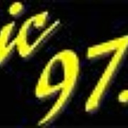 Magic 97.7 - WGMT Logo
