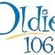 Oldies 106.7 - KLTH Logo
