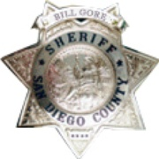 San Diego County Sheriff and Law South, CHP Logo