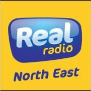 Real Radio Northeast - Century Radio Northeast Logo