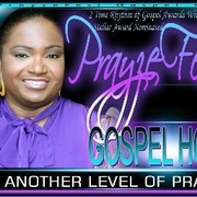 Prayzefest Gospel Network (The PG Network) Logo