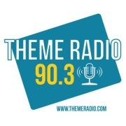 Theme Radio 90.3 Logo
