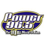 Power 96.5 - KSPW Logo