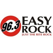 96.3 Easy Rock - DWRK Logo