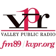 Valley Public Radio KVPR Logo