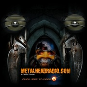 Metal Head Radio Logo