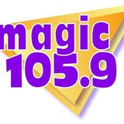 Magic 105.9 - WXMK Logo