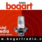 Radio Bogart - Pop Rock Logo
