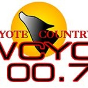 The COYOTE - WCYO Logo