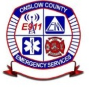 Onslow County and Camp Lejeune Public Safety Logo