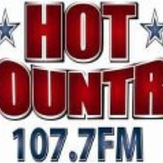 Hot Country 107.7 - WKHI Logo