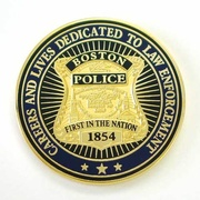 Boston Police Department Logo