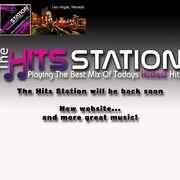 The Hits Station Logo