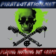 PirateStation Logo