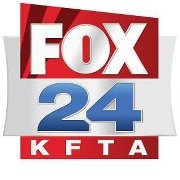 KFTA FOX24 HD Logo