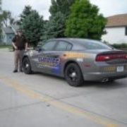 Scotts Bluff County Police Logo