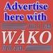 WAKO-FM Logo