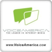 VoiceAmerica 7th Wave Logo