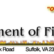 Suffolk Police, Fire, and EMS Logo