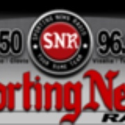 Sporting News Radio - KXEX Logo
