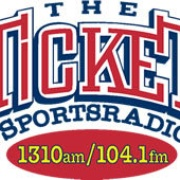 The Ticket Sportsradio Logo