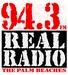 Real Radio - WZZR Logo