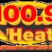 The Heat - KRAJ Logo