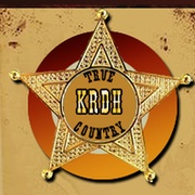 The Voice - KRDH Logo