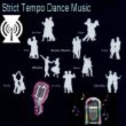 Strict Tempo Dance Music Logo