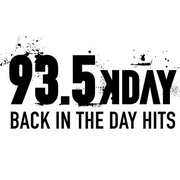 93.5 The Beat FM Logo