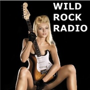 WILD ROCK RADIO Logo