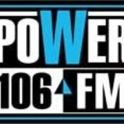 Power 106 - KAGM Logo