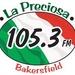 La Preciosa - KBFP-FM Logo
