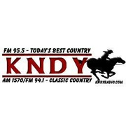 Your Country KDNY - KNDY-FM Logo