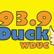 The Duck 93.9 Logo