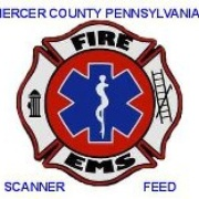 Mercer County Fire and EMS Logo