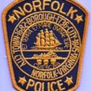 Norfolk Police - 2nd Pct Logo