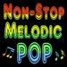 Non-Stop Melodic Pop Logo