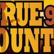 True Country 94.3 - WBXQ Logo